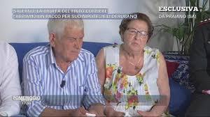Video Pomeriggio Cinque La truffa del corriere DIBATTITI E.