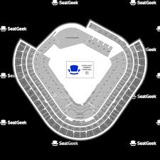 Lakeview Amphitheater Seating Chart Interactive 77 Prototypic Rangers Seating Map