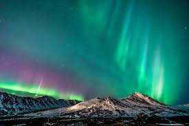 Anchorage Northern Lights Viewing Northern Lights May Be Visible In The Us This Weekend