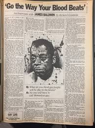 James Baldwin The Last Interviews Village Voice