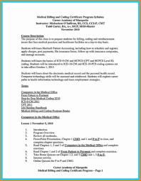 Medical Billing And Coding Resume Sample Best Of 7 Billing