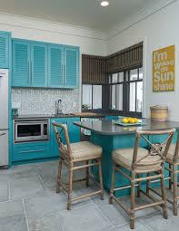 mid size kitchen design. awesome blue square rustic wooden mid size kitchen design stained ideas a