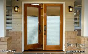 louvres 2d etched glass front doors exterior glass doors glass entry doorsmodern entry