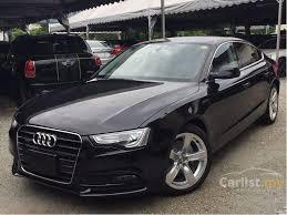 black audi a5 2014. 2014 audi a5 tfsi quattro s line hatchback black
