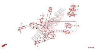 Steering Stem For Honda Xr 150 2014 Honda Motorcycles