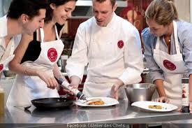 Latelier Des Chefs Des Cours De Cuisine à Paris Sortirapariscom