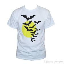 <b>Summer Hipster Tops</b> Men'S Bats Gothic Tattoo Short Graphic O ...