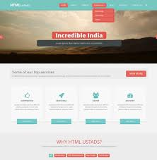 Free Html5 Website Templates Enchanting 28 Free HTML28 Website Themes Templates Free Premium Templates