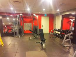 doubletree by hilton philadelphia center city gym
