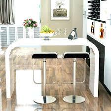 Table De Bar Rectangulaire Tables Table Bar Rectangulaire Blanc