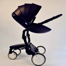 Hot Mom <b>high landscape stroller</b> sit sleeping pneumatic wheels ...
