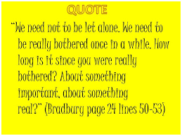 Fahrenheit 451 Quotes With Page Numbers Awesome Tech Modernization Fahrenheit 48 Quotes With Page Numbers