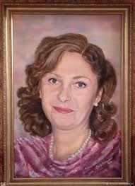 painting portrait oil painting custom photography