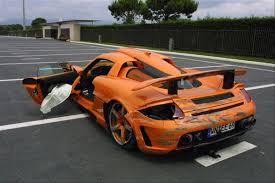The Top Exotic Supercar Wrecks Of All Time