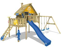 outdoor climbing frames for kids