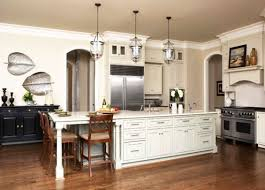 ... kitchen island with a lateral table extension for four View ...