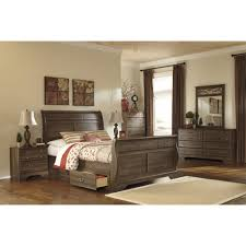 Orlando Bedroom Furniture Ashley Furniture Allymore Sleigh Bedroom Set Best Priced Quality
