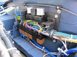 calvin grannis 1974 triumph tr6 chevrolet ls1 5 7l v8 conversion advance auto wire fuse and relay block