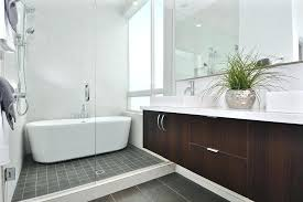 bath and shower combinations tub shower combo ideas bathroom contemporary with bathroom tile dark floor image bath and shower combinations