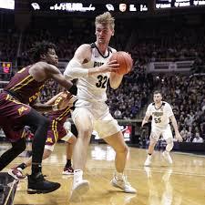 Purdue transfer Matt Harms chooses BYU over Kentucky