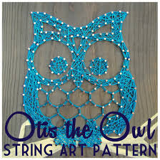 String Art Pattern Generator Magnificent 48 Creative DIY String Art Project Ideas How To Make Your Own