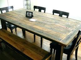 farmhouse dining table with bench farmhouse dining table with bench and chairs farm house kitchen table