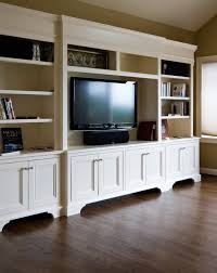 custom cabinets tv. Fine Cabinets White TV Cabinet Bookshelf Traditionalfamilyroom For Custom Cabinets Tv