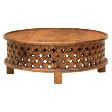 Indian Coffee Table Indian Solid Wood Handmade Coffee Tables Myakka