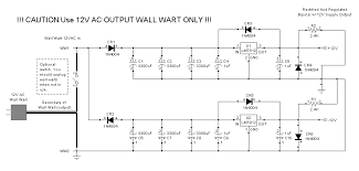 wall wart supply load resistors gif wall wart power supply schematic page 1 original version for reference pdf