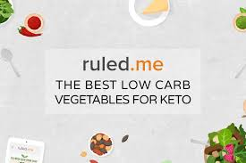 Best Low Carb Keto Friendly Vegetables Recipes Infographic