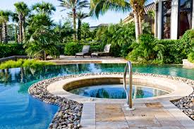Small Picture Awesome Landscape Pool Designs Images Amazing Home Design
