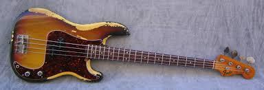 Bass fender part vintage