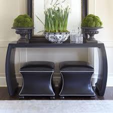 Black Sofa Table Rossignton Sofa Table Ebony Black Nongzico