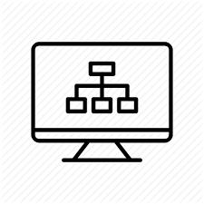 desktop diagram icons wiring diagram list computer desktop device diagram imac screen sitemap icon desktop diagram icons