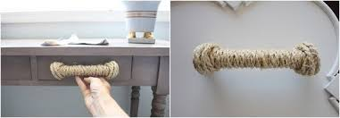 Image result for Spread Cabinet Handle in Rope