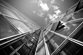 modern black white. Pencakar Langit, Perkotaan, Garis, Penglihatan, Kegelapan, Satu Warna, Putih Hitam, Gedung Kantor, Arsitektur Modern, Bangunan Simetri, Pikiran, Modern Black White