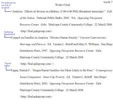 012 Mla In Text Citation Research Paper Sample Museumlegs