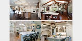 kitchen designer san diego kitchen design. Overhead Treatments Add Personality|!!| Infuse Drama And Create Cohesion In This Quartet |!!!|of Kitchens. Kitchen Designer San Diego Design