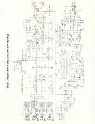 schematics for fender ii series rvera era solid state amps schematic