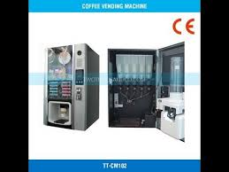 Commercial Coffee Vending Machines Interesting How To Maintance Commercial Coffee Vending Machine YouTube