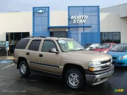 2005 Sandstone Metallic Chevrolet Tahoe LS 4x4 #17628673 ...
