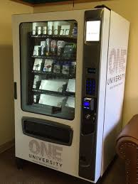 It Vending Machines New One University Store OU IT Store Vending Machines