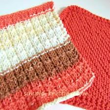 Simple Knitting Patterns