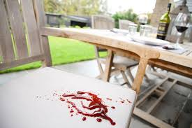 stain proof your outdoor fabrics
