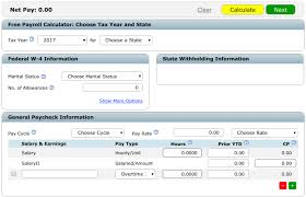 paycheck taxes calculator 2015 best free payroll software for taxes direct deposit more