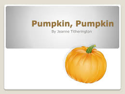 Ppt Pumpkin Pumpkin Powerpoint Presentation Id 2586033