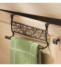 kitchen towel hanger. Twigz Kitchen Towel Holder - Bronze Hanger T