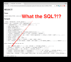 Join Sql What The Sql Lateral Joins