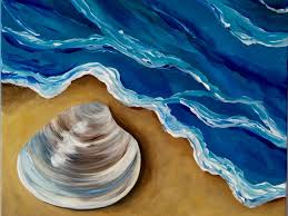 paint your very own masterpiece with paint and unwined at plantation resort in myrtle beach