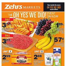 zehrs weekly flyer weekly the oh yes we did event sep 23 29 redflagdeals